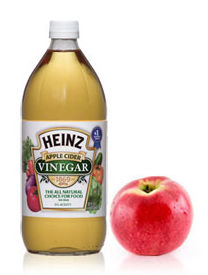 Apple Cider Vinegar Remedy
