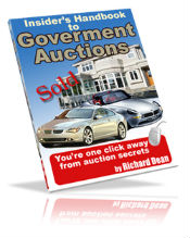 government auction handbook
