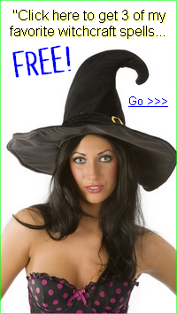 3 free witchcraft spells