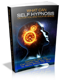 Self Hypnosis in Business